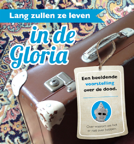 In de gloria _flyer voor