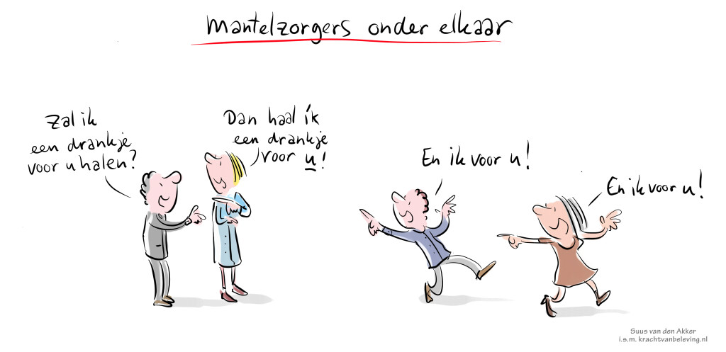 Suus den Akker - cartoonist evenement